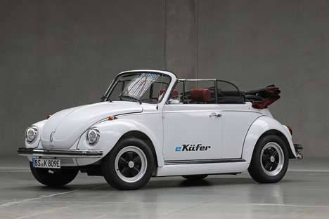 Classic Reworked Electric Cars