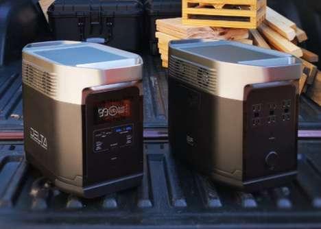 Appliance-Powering Portable Generators