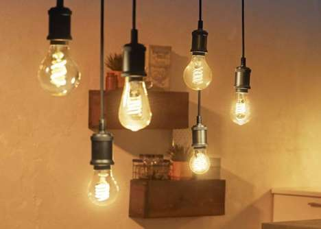 Edison-Style Smart Bulbs