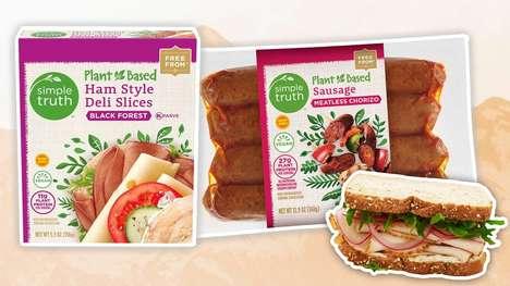 Savory Plant-Powered Meat Alternatives