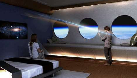 Accessible Space Hotels