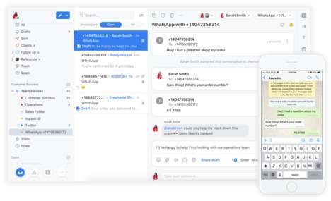 Communal Business Inbox Tools