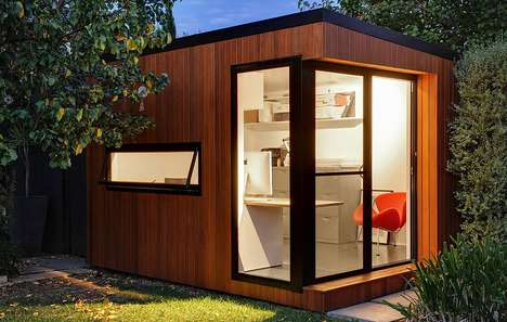 Customizable Backyard Workspaces