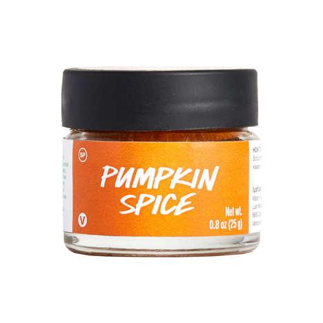 Pumpkin-Themed Lip Scrubs