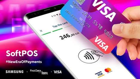 Contactless Mobile Payment Software