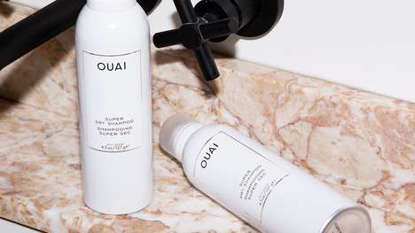Ultra-Powerful Dry Shampoos