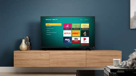 Smart TV OS Expansions