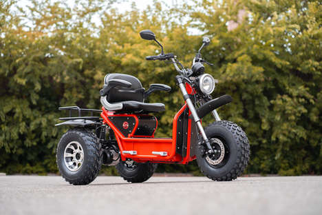 Fast-Charging Mobility Scooters