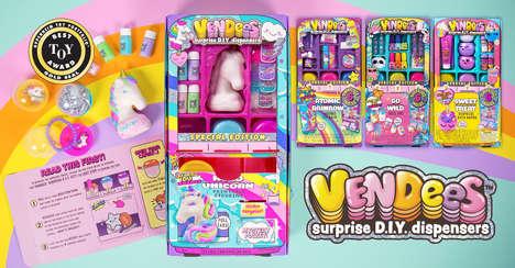 Vending Machine Toy Boxes