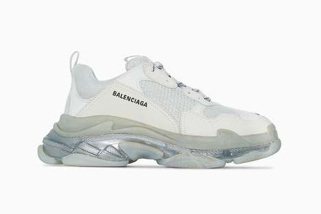 Glistening Luxury Sneaker Colorways