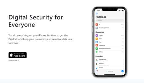 Password Manager Apps