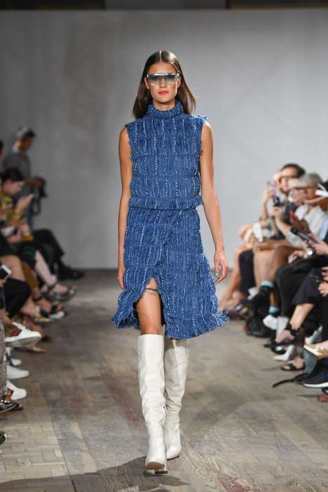 Inclusive Textural Fashion