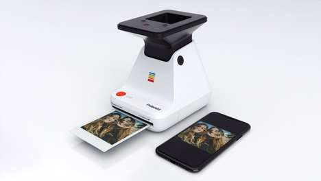 Digital-to-Physical Photo Generators