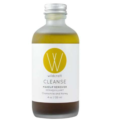Clean Honey-Infused Makeup Removers