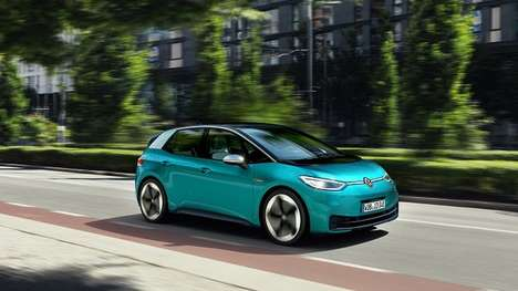 Electric Car Series Launches