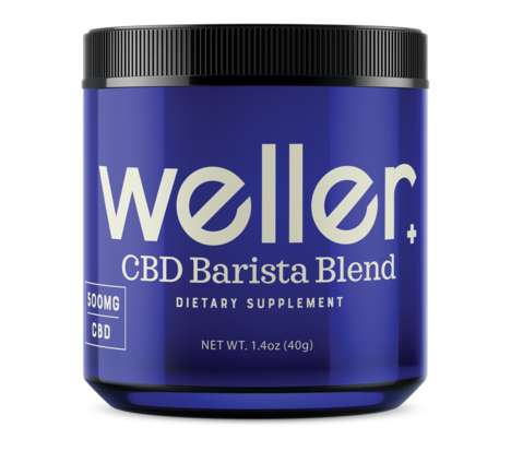 Barista-Inspired CBD Supplements