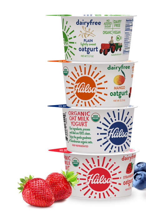 Clean Dairy-Free Yogurt Cups