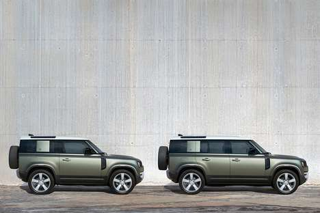 Heavily Tested SUV Models