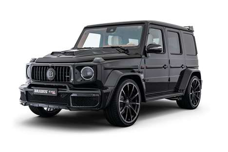 Limited Edition High-Powered SUVs