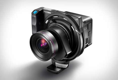 Travel-Ready Pro Field Cameras