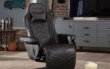 Reclining eSports Gaming Chairs