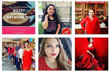 Latina Female Entrepreneur Workshops