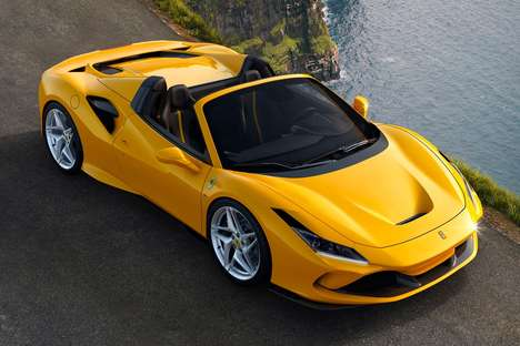 Retractable-Roof Sports Cars