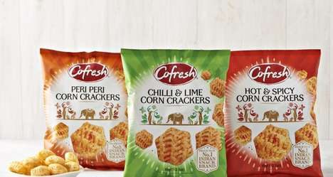 Year-Round Seasonal Snack Flavors