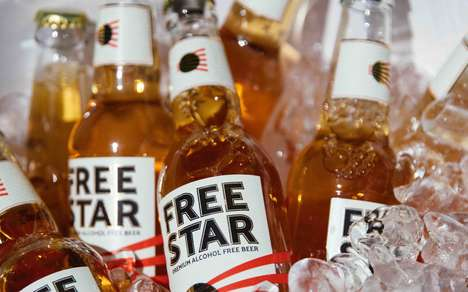 Alcohol-Free Beer Beverages