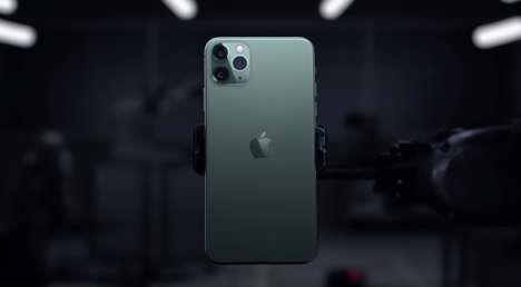 Triple-Camera Smartphones