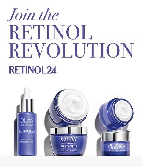 Drugstore Retinol Skincare