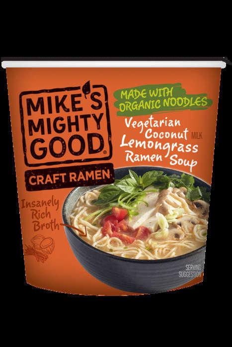 Creamy Ramen Noodle Cups