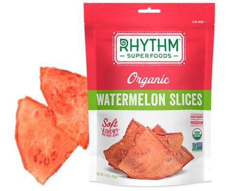 Watermelon Jerky Snacks