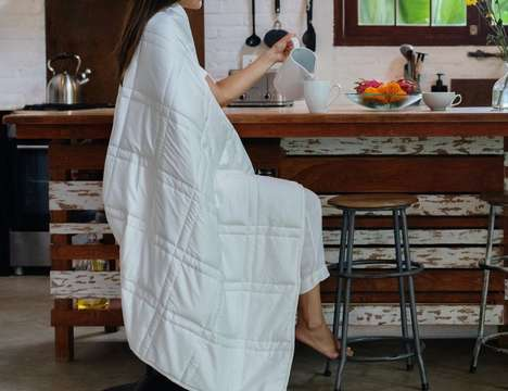 Student-Targeted Weighted Blanket