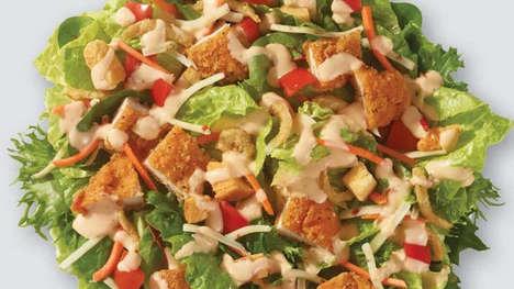 Piquant QSR Salads