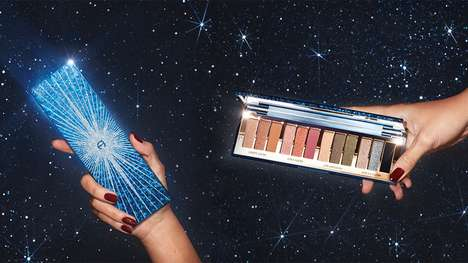 Star-Themed Eye Shadows