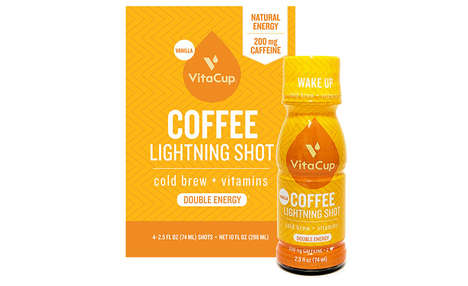 Vitamin-Enriched Coffee Shots