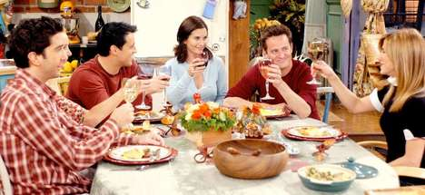 Sitcom-Themed Thanksgiving Dinners