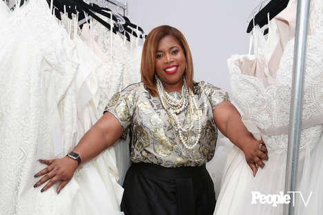 Bespoke Plus-Size Wedding Dresses