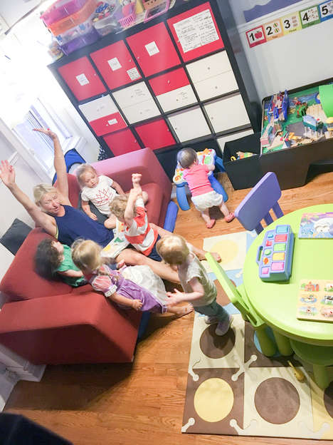 Childcare-Centric Workplaces