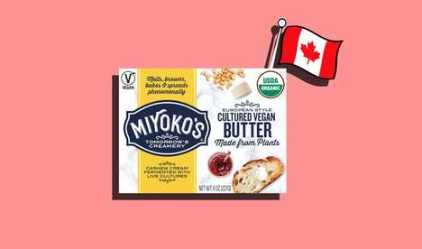 Creamy Vegan Butter Alternatives