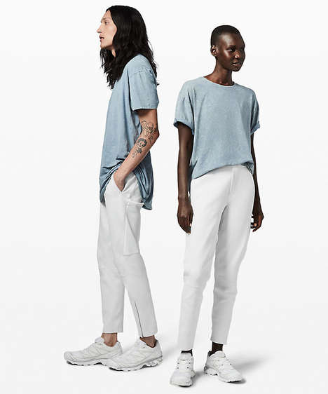 Luxury Minimalist Athleisure