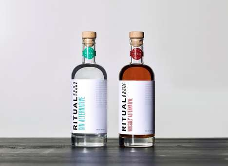 Botanical Non-Alcoholic Spirits