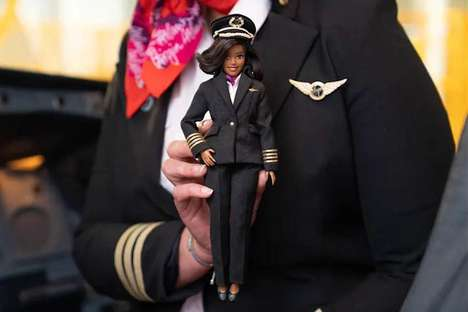 Female Aviation-Specific Dolls