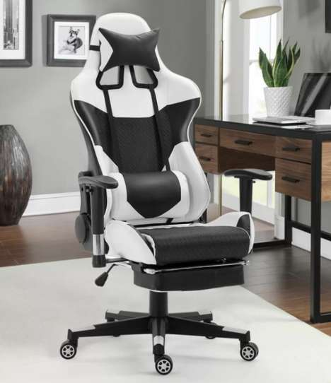 Comfort-Centric Gaming Chairs