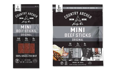 Tasty Clean Meat Snacks