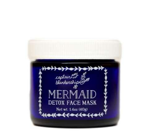Ocean-Inspired Detox Masks