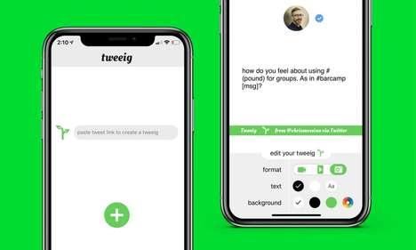 Social Media Reposting Apps