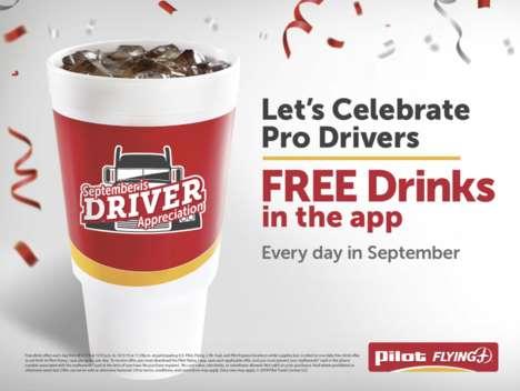 Driver Appreciation Campaigns