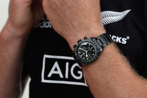 Celebratory Rugby Team Timepieces